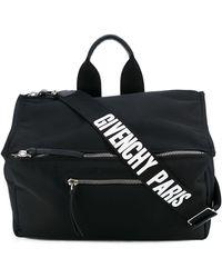 Givenchy Pandora Shell Tas - Zwart
