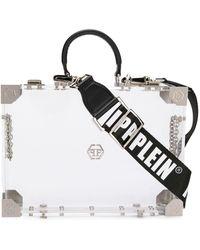 Philipp Plein Original ボックスバッグ - マルチカラー