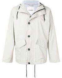 Stutterheim - Hooded Jacket - Lyst