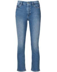 """M.i.h Jeans Jean crop """"Niki"""" - Bleu"""