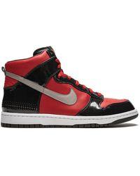 Nike Кроссовки Dunk High Premium - Красный