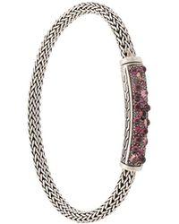 John Hardy Bracelet Classic Chain - Métallisé
