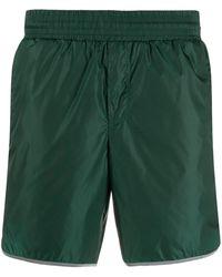 Gucci GG Stripe Swim Shorts - Green
