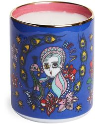 LaDoubleJ Hera Candle (250g) - Blue