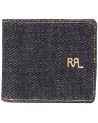 Ralph Lauren 二つ折り財布 - ブルー