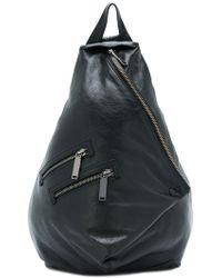 Rebecca Minkoff | Zipped Backpack | Lyst