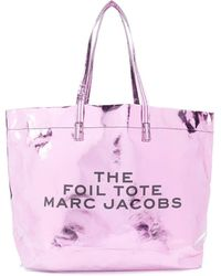 Marc Jacobs Сумка-тоут The Foil - Розовый