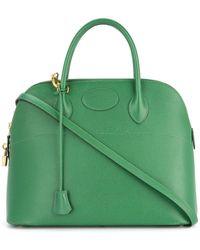 Hermès Bolso shopper Bolide 35 - Verde