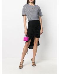 N°21 - シャーリング スカート - Lyst