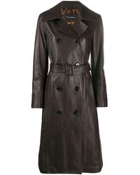 Dolce & Gabbana - Double-breasted Coat - Lyst