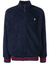 Polo Ralph Lauren - Faux-shearling Jacket - Lyst