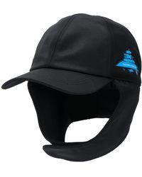Valentino Valentino Garavani X Undercover Ufo キャップ - ブラック