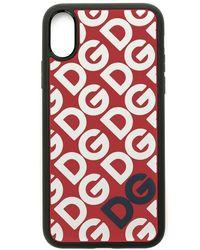 Dolce & Gabbana - Чехол Для Телефона С Логотипом - Lyst