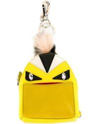 Fendi - Porte-clés Bag Bug - Lyst