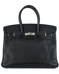 Hermès - Сумка Birkin 35 Pre-owned - Lyst