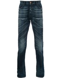 DIESEL Jeans slim Tepphar - Blu