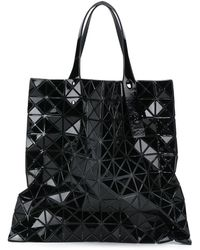 Bao Bao Issey Miyake Prism ハンドバッグ - ブラック