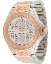 Roberto Cavalli スケルトン 42mm 腕時計 - メタリック