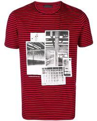 Diesel Black Gold - Industrial Tシャツ - Lyst