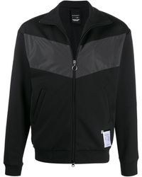 Satisfy Shell-trimmed Tecnospacer Zip-up Jacket - Black