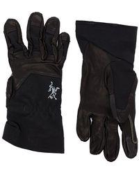 Arc'teryx Rope 手袋 - ブラック