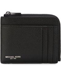 Michael Kors - Zip Around Wallet - Lyst