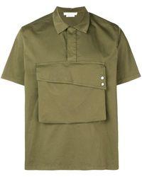 1017 ALYX 9SM Рубашка-поло 'scout' - Зеленый