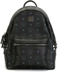 MCM 'stark' Backpack - Zwart