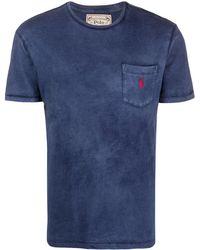 Polo Ralph Lauren - パッチポケット Tシャツ - Lyst