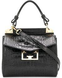 Givenchy Mini 'Mystic' Handtasche - Schwarz