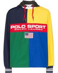 Polo Ralph Lauren - カラーブロック ジャケット - Lyst