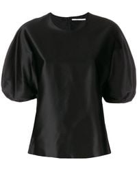 Rosetta Getty - Bell Sleeve Blouse - Lyst