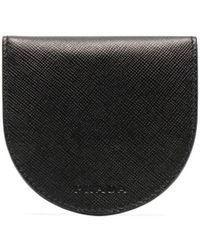 Prada Textured-leather Box - Black