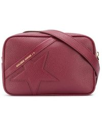 Golden Goose Deluxe Brand Star Belt Bag - Red