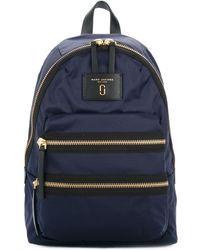 Marc Jacobs Biker Backpack - Blue