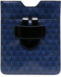 Tila March Zelig Ipad Case - Blue