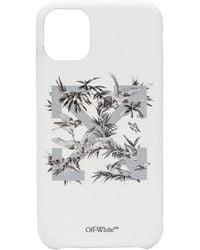 Off-White c/o Virgil Abloh Birds 11 Cover White Gray