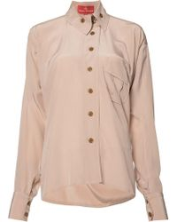 Vivienne Westwood Red Label - Squiggle Krall Shirt - Lyst
