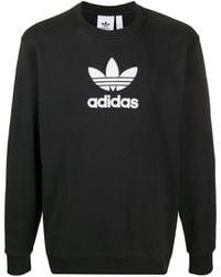 adidas Premium スウェットシャツ - ブラック