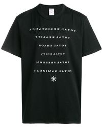 Yang Li Resistance Tシャツ - ブラック