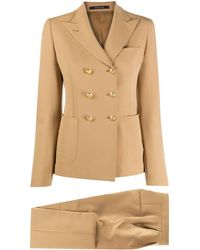 Tagliatore - Double-breasted Suit - Lyst