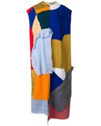 Marni - Patchwork Dress - Lyst