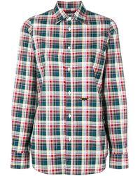 DSquared² - Plaid Shirt - Lyst