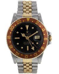 Rolex Наручные Часы Gmt-master 1977-го Года Pre-owned - Черный
