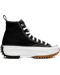 Converse Baskets noires Run Star Hike