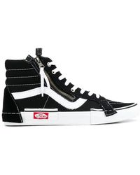 "Vans Sneakers ""Sk8-Hi Cut And Paste"" - Nero"