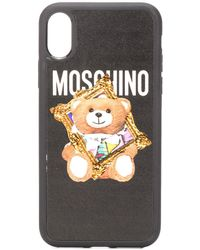 Moschino - プリント Iphone Xs ケース - Lyst