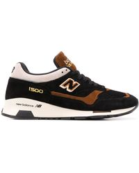 New Balance M 1500 Yor Year Of The Rat Made In Uk Black With Brown Beige
