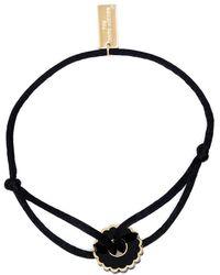 Marc Jacobs Браслет The Medallion - Черный