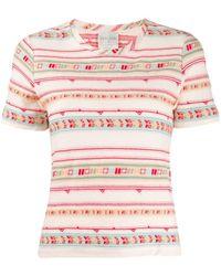Forte Forte My T Shirt Pimento Tシャツ - マルチカラー